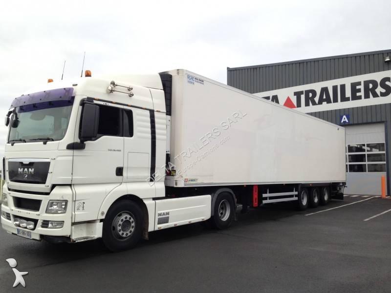 Lamberet Multi temperature semi-trailer