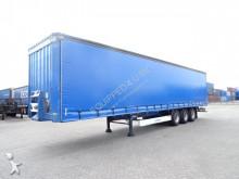 trailer Krone Code XL, neue Plane, BPW, Rungtasschen