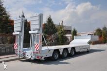 semirimorchio trasporto macchinari ATT Trailers