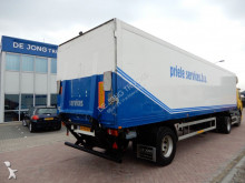 Ackermann City, Steering axle, SAF semi-trailer