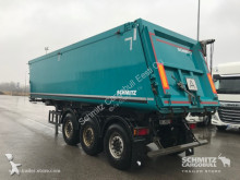 полуприцеп Schmitz Cargobull Tipper alu-square sided body 40m³
