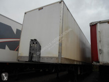 Kaiser plywood box semi-trailer