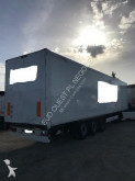 Krone plywood box semi-trailer