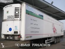 Chereau Liftachse Rohrbahn CD382HB semi-trailer