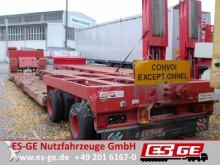 Scheuerle 2-Achs-Tiefbett - zwangsgelenkt semi-trailer
