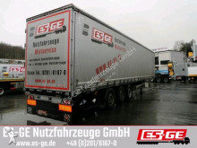 trailer met huifzeil Kögel