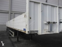 Stas gas carrier flatbed semi-trailer