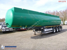 trailer Rohr Fuel tank alu 42.8 m3 / 6 comp