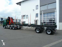 n/a timber semi-trailer