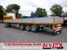 semirremolque ES-GE 3-Achs-Sattelanhänger - Bordwände