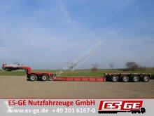 Scheuerle 3-Achs-Sattelanhänger - Bordwände semi-trailer