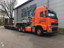 Nicolas Lowbed 79500 KG, Truck (2007) FH16 580 Retarder, Standairco, Adjustable Dish (3.5) Inch / Duim, Airco, Hub reduction,Combi