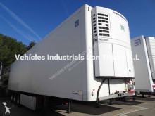 Lecsor mono temperature refrigerated semi-trailer