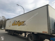 Fruehauf SEMI-FOURGON 4 STUKS semi-trailer