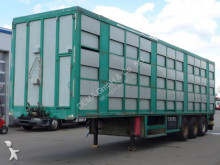 Trailor SYY3CX*3 Stock*SMB*Rampen Hydraulisch* semi-trailer