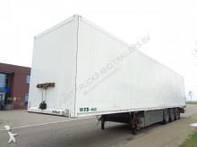 trailer Schmitz Cargobull Box / SAF Axles / Discbrakes