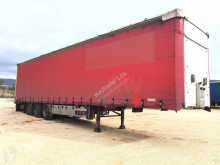 Riotrailer semi-trailer