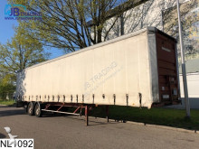 Fruehauf Tautliner Steel suspension semi-trailer