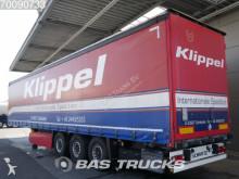 trailer Schmitz Cargobull Verbreitbar Hubdach Coil Liftachse 3 Achsen