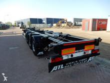 Renders ROC 12.27 CCN / SAF DISC brakes semi-trailer
