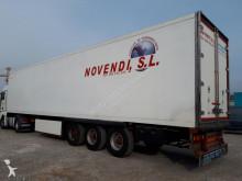 Montenegro mono temperature refrigerated semi-trailer