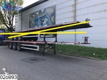 Piacenza open laadbak 10, 20, 30, 40, 45 FT Container transport, Twistlocks semi-trailer