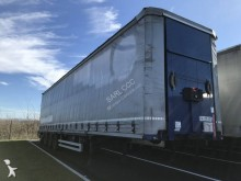 Lecitrailer Semi-remorque LECITRAILER CW 011 VZ Méga réhaussable ridelle semi-trailer