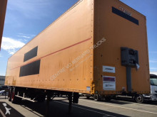Peugeot SEMI FOURGON EXPORT *SUSPENSIONS LAMES* semi-trailer