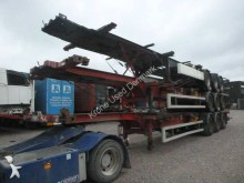 Schweriner chassis semi-trailer