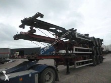 Schweriner 20' 40' 45' GOOSNECK semi-trailer