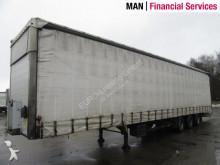 Schmitz Cargobull S01 - Mega - Hubdach - LaSi Code XL Auflieger