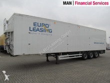 Reisch moving floor semi-trailer