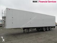 Carnehl moving floor semi-trailer