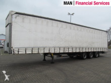 Schmitz Cargobull S01 - Mega - Hubdach - LaSi Code XL semi-trailer