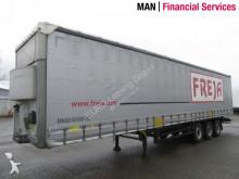 Schmitz Cargobull SCS 24L - Joloda - Hubdach - DB Verladung semi-trailer