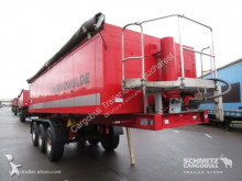 Langendorf Tipper alu-square sided body 22m³ semi-trailer