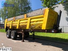 Trailor kipper Steel suspension semi-trailer