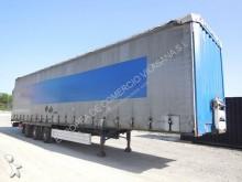 Krone Mega Liner tauliner mega semi-trailer