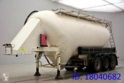 semi remorque Feldbinder Cement bulk