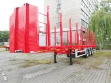 Mega Auflieger Holztransporter