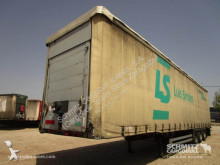 Lecitrailer Curtainsider Mega semi-trailer
