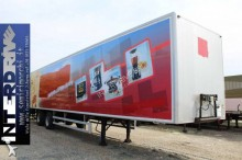 Pacton plywood box semi-trailer