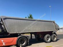 Kässbohrer SKM 14-18L Alu Kipper 2 Achser Tüv semi-trailer