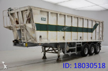 n/a 49 Cub in Alu. semi-trailer