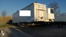 Stas moving floor semi-trailer