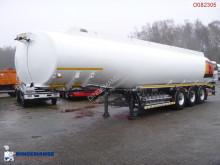 Caldal Fuel tank alu 44 m3 / 6 comp + pump semi-trailer