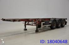 semiremorca transport containere LAG
