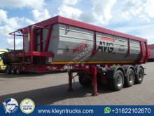 Mega MNW 28m3 full steel semi-trailer