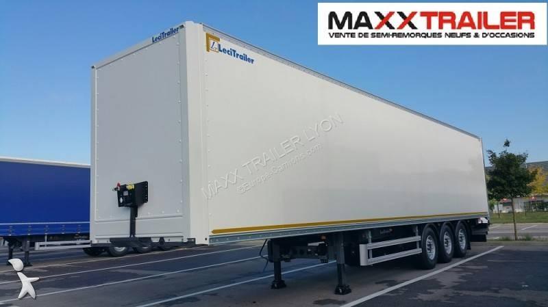 Lecitrailer RIDEAU FIT semi-trailer