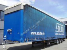 semi remorque Schmitz Cargobull MEGA / Hubdach / 3 Achsen / Coilmulde 7 m